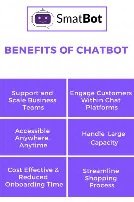 Benefits of chatbot