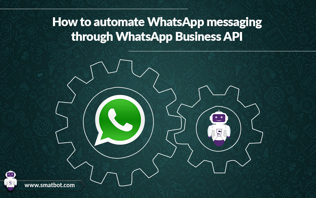 How to automate WhatsApp messaging through WhatsApp