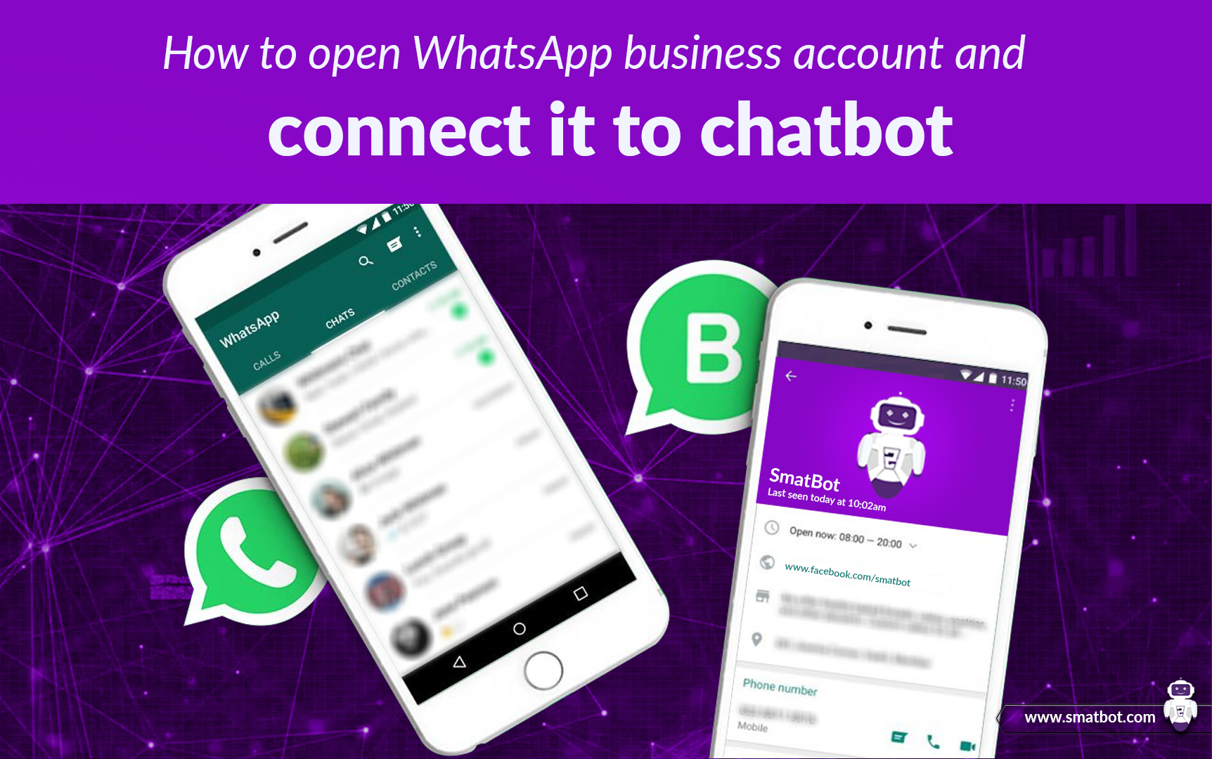 How To Create A Whatsapp Business Account And Connect It To Chatbot