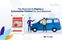 the reasons to deploy automobile chatbot for your business